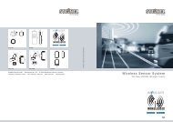 Wireless Sensor System - Steinel