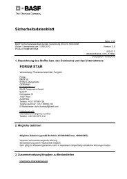 SDB Forum Star - BASF Pflanzenschutz Österreich