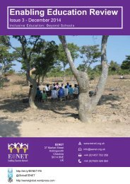 Enabling Education Review issue 3 ~ 2014