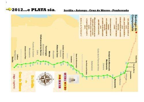 E A Pellegrinaggio De Santiago Compostela Plata Sia nO80vmNw