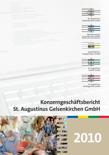 News 2010 - St. Augustinus Heime GmbH