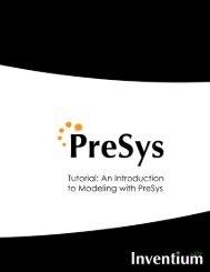 PreSys Tutorial - Caesoft