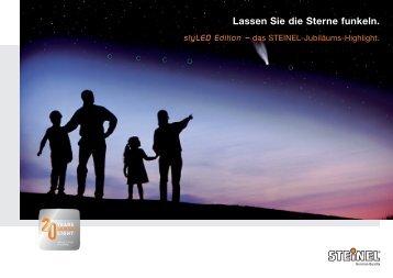 Von Pionieren und hellen Ideen. - Steinel