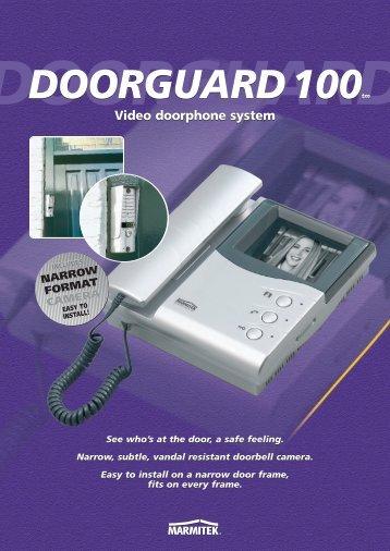 DoorGuard 100 - Okos Otthon