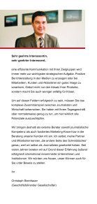 Flyer (PDF 520 KB) - Steinhauer Kommunikation GmbH &  Co. KG - Page 2