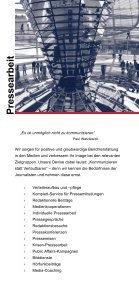Flyer (PDF 520 KB) - Steinhauer Kommunikation GmbH &  Co. KG - Page 3