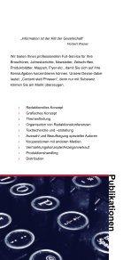 Flyer (PDF 520 KB) - Steinhauer Kommunikation GmbH &  Co. KG - Page 4