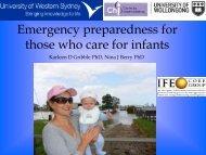 Principles of Adoptive Breastfeeding