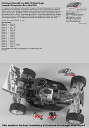 Laden (d)... - FG Modellsport GmbH