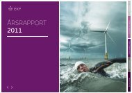 ÅRSRAPPORT 2011 - EKF