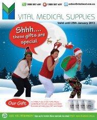 bonus - Vital Medical Supplies
