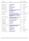 Novità Agosto 2011 - Biblioteca Comunale di Copparo - Page 3
