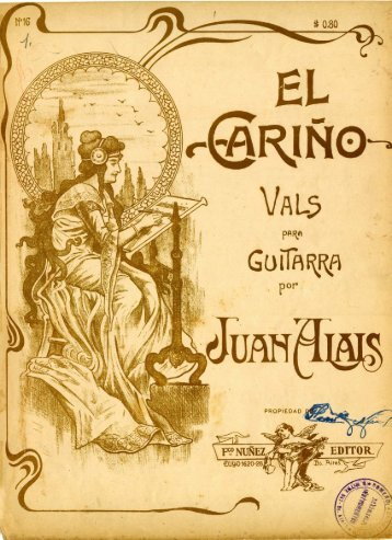 El Carino (Vals) op.16 - Just Classical Guitar Club