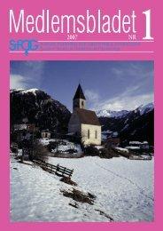 Medlemsblad 1 2007 - SFOG