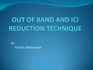 Presentation - M. Javad Omidi