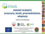 Zmiany klimatu: przyczyny, skutki ... - Czysta Bydgoszcz