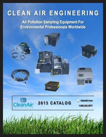 CLEAN AIR ENgINEERINg - CleanAir - Express Equipment Sales