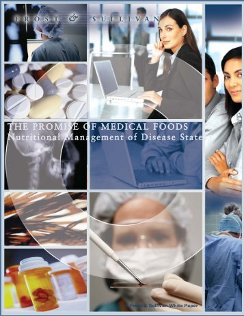 The Promise of Medical Foods White Paper 070108 ... - Orthohealing