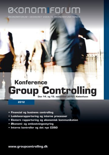 Group Controlling