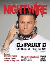 EXIT Nightclub - Thursday, 9/20! - Nightwire Magazine
