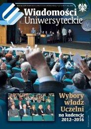 Wiadomości Uniwersyteckie - Lublin