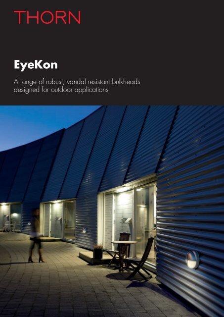 Download Brochure [PDF/2MB] - THORN Lighting
