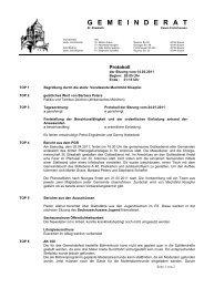 gemeinderat - Katholische Pfarrgemeinde St. Elisabeth Essen ...