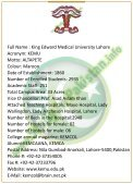Govt. Medical College of Punjab - Study in Pakistan - Page 3