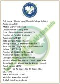 Govt. Medical College of Punjab - Study in Pakistan - Page 4