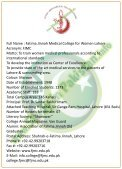 Govt. Medical College of Punjab - Study in Pakistan - Page 6