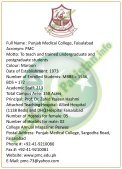 Govt. Medical College of Punjab - Study in Pakistan - Page 7