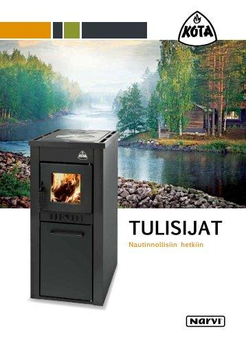 TULISIJAT - Narvi Oy