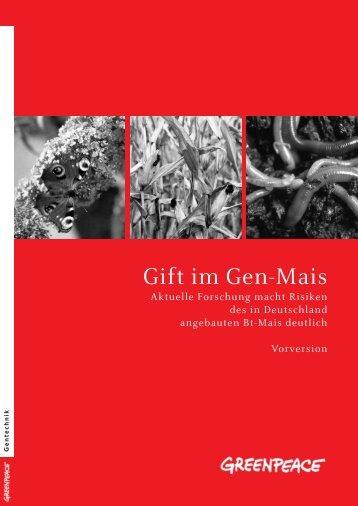 Studie Gen final 02.pdf - Grüne Edingen-Neckarhausen