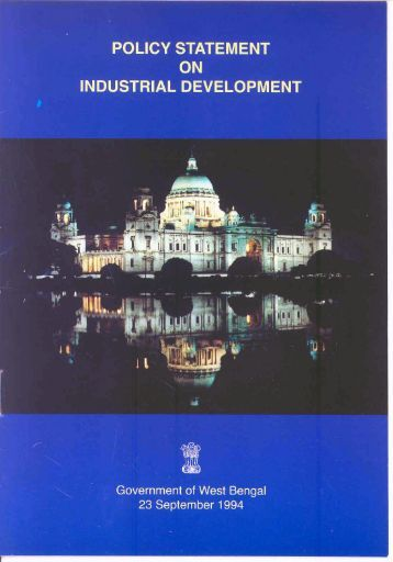 to download - West Bengal Industrial Development Corporation