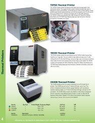 Thermal Printers - United Label