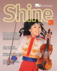 September 2010 Vol.2, Issue 08 - Department of Education and ...