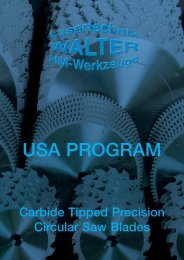 Download entire USA catalogue in PDF format - Walter GmbH