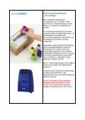 www.stempelkontor.com COLOP Pocket Stamp - Taschenstempel  ... - Seite 4