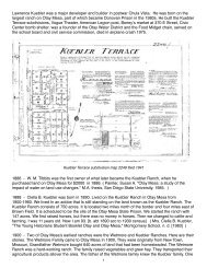 builder Lawrence Kuebler - Schoenherr Home Page in Sunny Chula ...