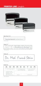 ClassicLine - Stempel-Eck - Page 7