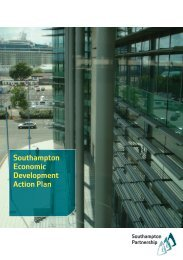 Southampton Economic Development Action Plan