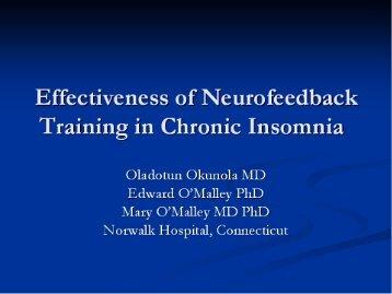 scientific studies - Sleep Recovery Centers