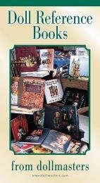 Dollmasters Book Catalog