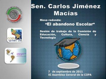 la deserción escolar en el nivel medio superior (caso ipn) - COPA