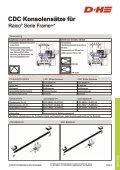 Konsolenprogramm 2012 | Raico - D+H Mechatronic - Seite 7