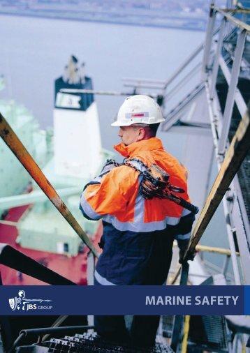 Marine Safety Equipment - JBS Group