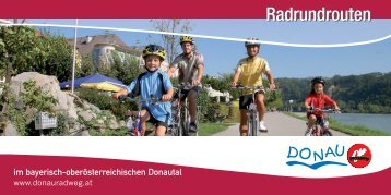 Radrundrouten - Donauradweg