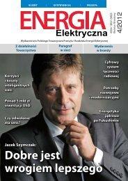 numer 4/2012 - E-elektryczna.pl