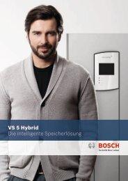 VS 5 Hybrid Die intelligente Speicherlösung