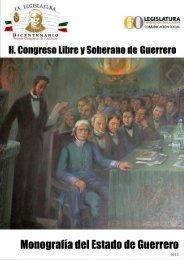 Guerrero, datos estadísticos - Congreso del Estado de Guerrero
